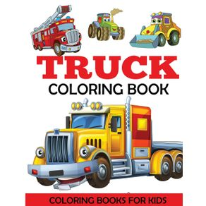 Truck-Coloring-Book