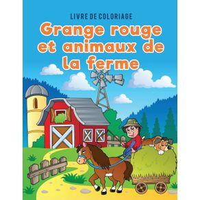 Livre-de-coloriage-grange-rouge-et-animaux-de-la-ferme