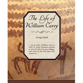 The-Life-of-William-Carey