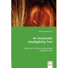 An-Automatic-Intelligibility-Test