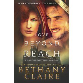 Love-Beyond-Reach--Large-Print-Edition-