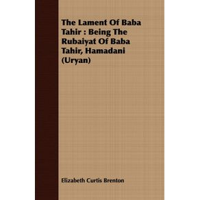 The-Lament-of-Baba-Tahir