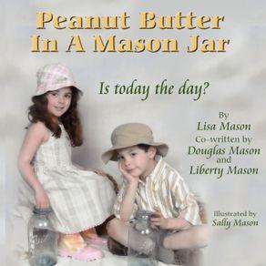 Peanut-Butter-In-A-Mason-Jar