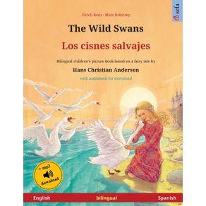 The-Wild-Swans---Los-cisnes-salvajes--English---Spanish-