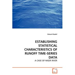 ESTABLISHING-STATISTICAL-CHARACTERISTICS-OF-RUNOFF-TIME-SERIES-DATA
