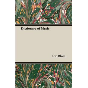 Dictionary-of-Music