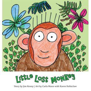 Little-Lost-Monkey