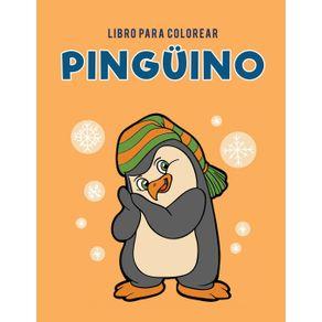 Libro-para-colorear-pinguino
