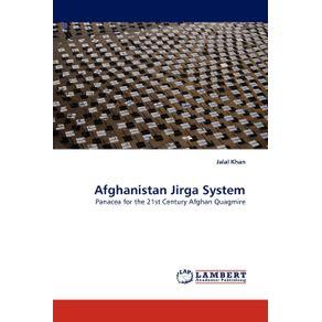 Afghanistan-Jirga-System