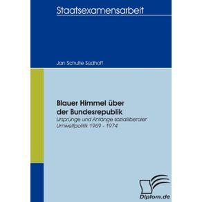Blauer-Himmel-uber-der-Bundesrepublik