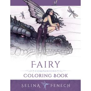 Fairy-Companions-Coloring-Book---Fairy-Romance-Dragons-and-Fairy-Pets