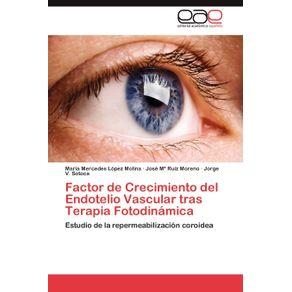 Factor-de-Crecimiento-del-Endotelio-Vascular-tras-Terapia-Fotodinamica