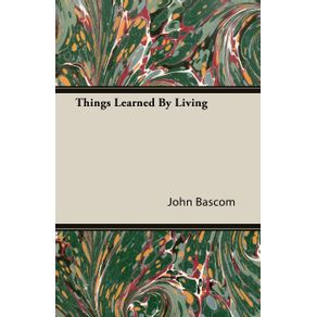 Things-Learned-By-Living