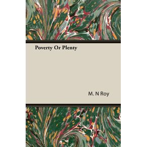Poverty-Or-Plenty