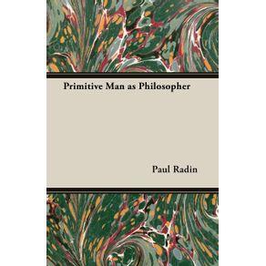 Primitive-Man-as-Philosopher