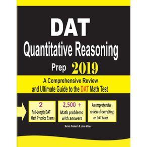 DAT-Quantitative-Reasoning-Prep-2019