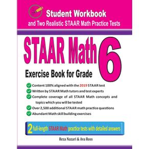 STAAR-Math-Exercise-Book-for-Grade-6