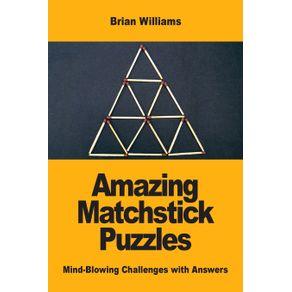 Amazing-Matchstick-Puzzles