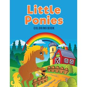 Little-Ponies-Coloring-Book