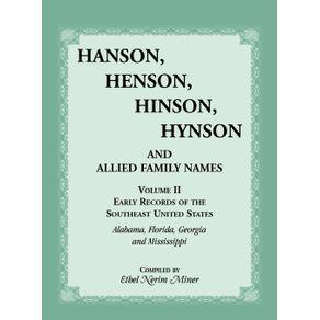Hanson-Henson-Hinson-Hynson-and-Allied-Family-Names.-Vol.-II
