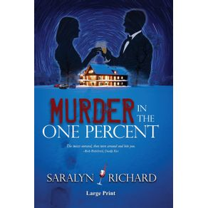Murder-in-the-One-Percent-~-Large-Print