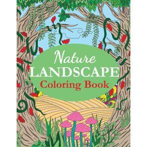 Nature-Landscape-Coloring-Book
