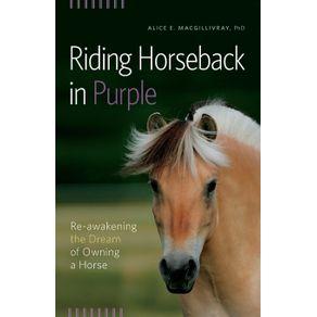 Riding-Horseback-in-Purple