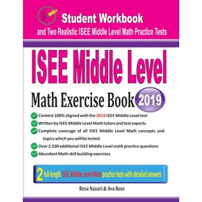 ISEE-Middle-Level-Math-Exercise-Book