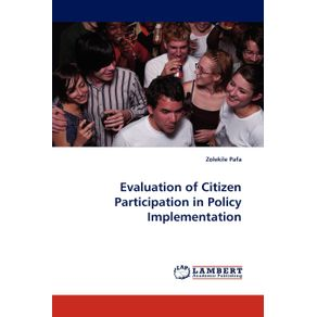 Evaluation-of-Citizen-Participation-in-Policy-Implementation