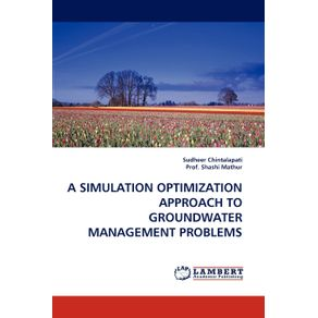 A-Simulation-Optimization-Approach-to-Groundwater-Management-Problems