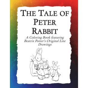 The-Tale-of-Peter-Rabbit-Coloring-Book