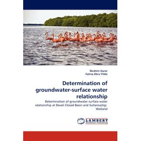 Determination-of-groundwater-surface-water-relationship