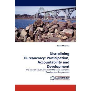 Disciplining-Bureaucracy