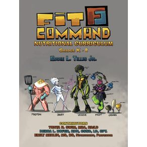 Fit-Command-Nutritional-Curriculum-Grades-K---2-Hardcover