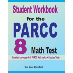 Student-Workbook-for-the--PARCC-8--Math-Test