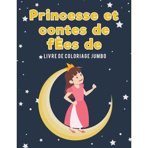 Princesse-et-contes-de-fEes-de-livre-de-coloriage-Jumbo