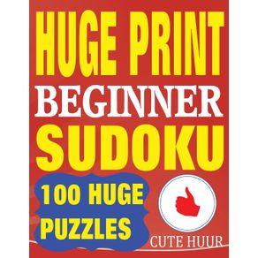 Huge-Print-Beginner-Sudoku