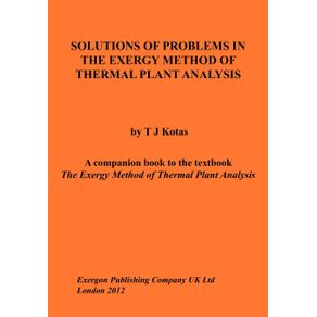 Solutions-of-Problems-in-the-Exergy-Method-of-Thermal-Plant-Analysis