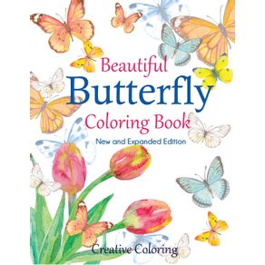 Beautiful-Butterfly-Coloring-Book