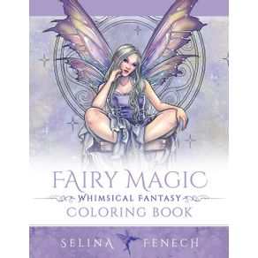 Fairy-Magic---Whimsical-Fantasy-Coloring-Book