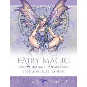 Fairy-Magic---Whimsical-Fantasy-Coloring-Book