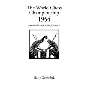 World-Chess-Championship-1954-The