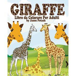 Giraffe-Libro-da-Colorare-per-Adulti
