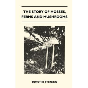 The-Story-Of-Mosses-Ferns-And-Mushrooms