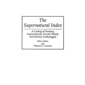 The-Supernatural-Index
