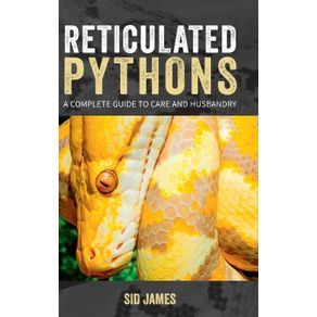 Reticulated-Pythons