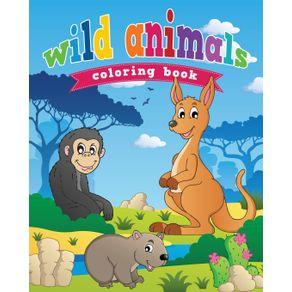 Wild-Animals-Coloring-Book