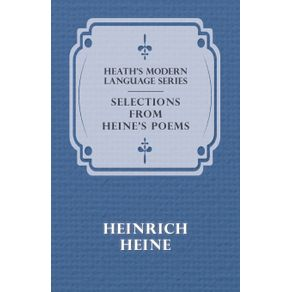 Heaths-Modern-Language-Series---Selections-from-Heines-Poems