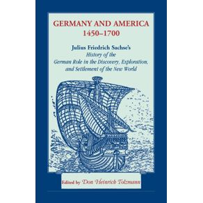 Germany-and-America-1450-1700