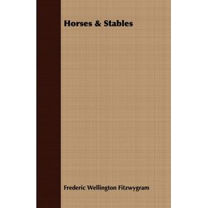 Horses---Stables
